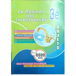 LE ROBINET DES INTELIGENCES 3è