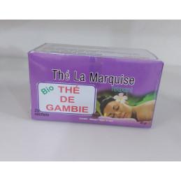 Thé de Gambie