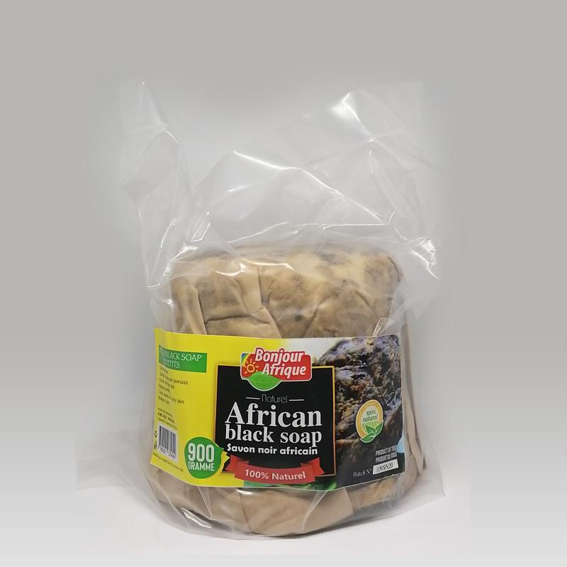 Savon noir Africain - AKOTO