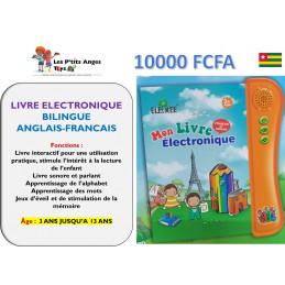 Livre électronique bilingue anglais-francais