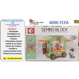 SEMBO BLOCK PONABA LA FLEURISTE