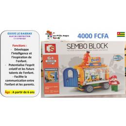 SEMBO BLOCK EKOUE LE BARMAN