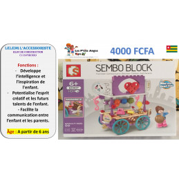 SEMBO BLOCK LELENG L'ACCESSOIRISTE