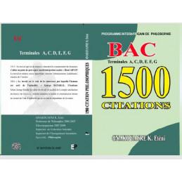 BAC 1500 CITATIONS...