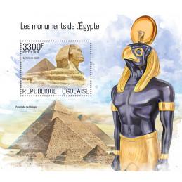 MONUMENTS DE L'EGYPTE