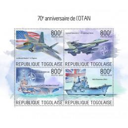 70 ème ANNIVERSAIRE DE L OTAN