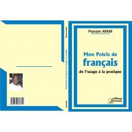 MON PRECIS DE FRANCAIS