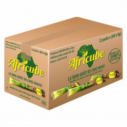 "BOUILLON AFRICUBE ""STICKS""..."