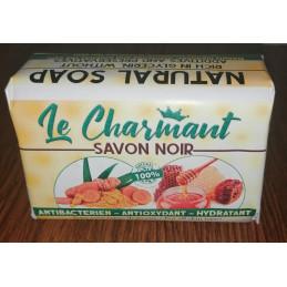 LE CHARMANT SAVON NOIR